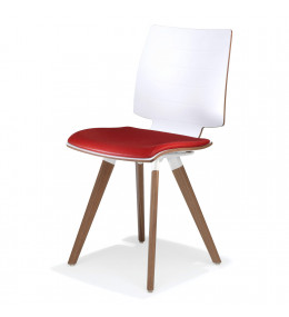 2180 Uni_Verso Chair with padded seat