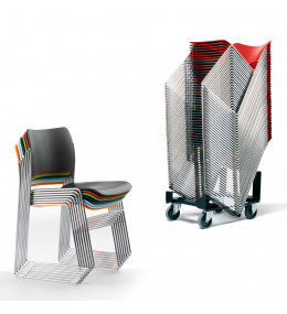 40/4 Stacking Chairs
