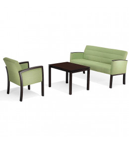 5050 Vega Reception Armchair and Bench