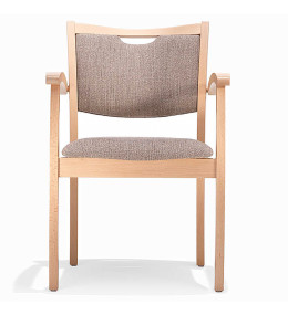 5100 Vino Armchair with handle bar