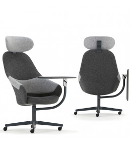 Ad-Lib Work Lounge Chairs