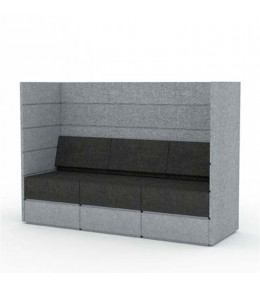 Addi High Back Acoustic Sofa