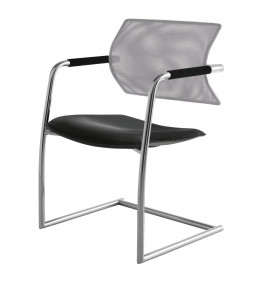Air Jr Mesh Back Cantilever Chair