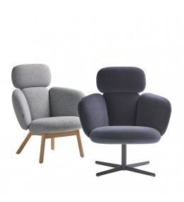 Bras Highback Chairs