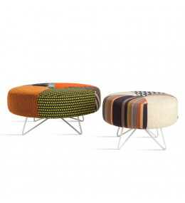 Button Spare Parts Edition Stools