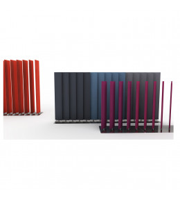BuzzBlinds Room Dividers by Alain Gilles