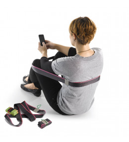 Chairless Sitting Seat Straps