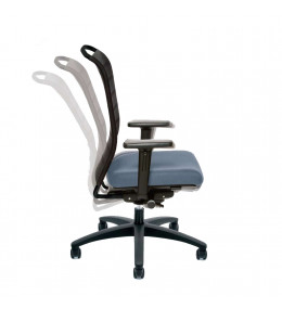 Conte Swivel Chair Auto Weight Adjustment