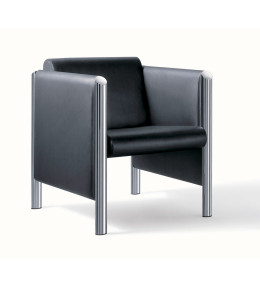 Cubis Upholstered Armchair