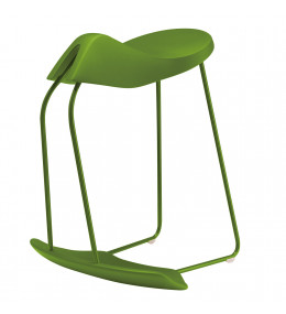 Dinamica Stool in green