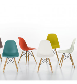 Eames Plastic Side Chairs DSW