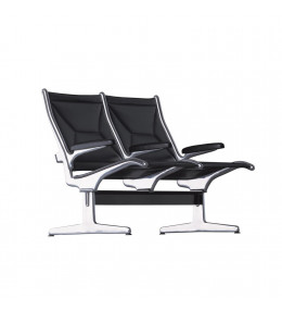 Eames Tandum Seating ETS