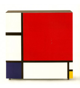 Homage to Mondrian Cabinet by Cappellini