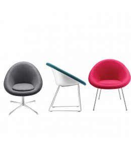 Gloss Tub Chairs by David Fox