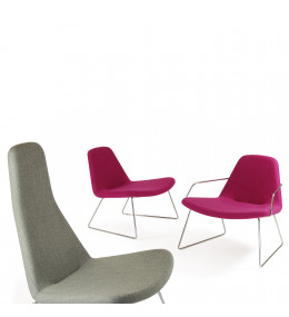HM59 Lounge and Reception Chairs