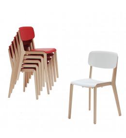 Chorus Jonty Stacking Chairs
