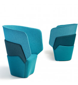 Layer Easy Highback Chairs