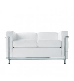 LC2 Sofa White Lounge