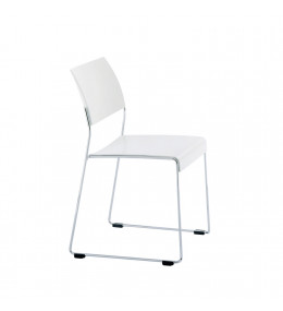Linos Plastic Chair for Multipurpose Areas