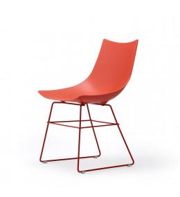 Luc Sled Base Chair
