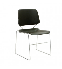 Matrix Cantilever Chair without armrests