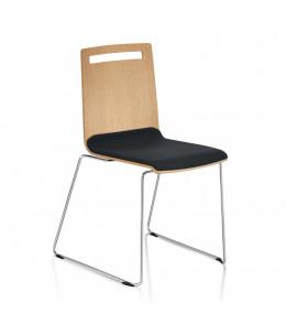 Meet Sled Base Chair