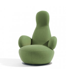 Oppo Swivel Armchair O50A