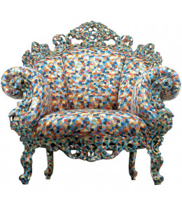 Proust Armchair by Cappellini