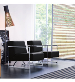 Sen Armchair by Walter Knoll