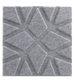 Soundwave Geo Acoustic Wall Panel