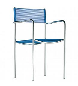 Spaghetti Armrest Dining Chair