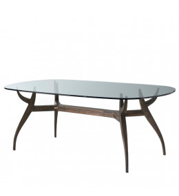 Nigel Coates Stag Table - Ziricote