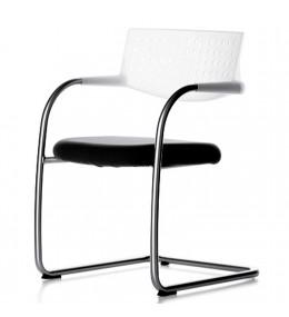 Visavis 2 Cantilever Meeting Chair