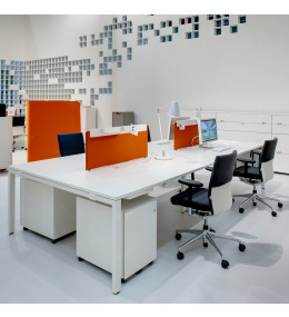 Workit Office Bench Desking
