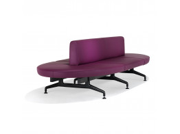 7300 Terminal Bench for Reception and Waiting Areas
