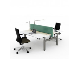 Ahrend Balance Adjustable Height Bench Desk