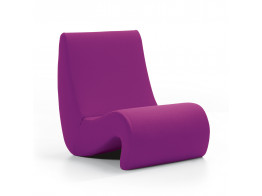 Amoebe Chair in Purple