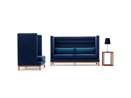 Arthur High Back Sofa Range