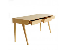 Beacon Desk - open drawers