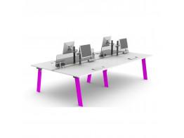 Blade Tables Bench Desking