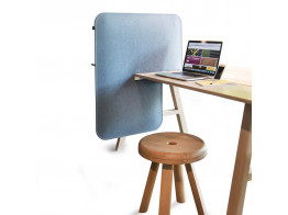 office desk dividers. BuzziDesk Split Office Desk Dividers