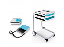 Cango Mobile Office Storage and Cart