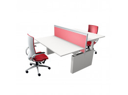Canvaro Compact Bench Desk