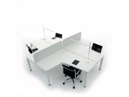 Click Operative Boomerang Desks