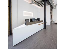 Corian Reception Desk
