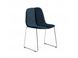 Duo Chair without Armrests