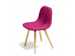 Duo Wood Chair