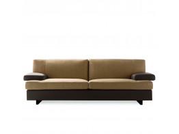Eskilo Sofa in Fabric and Leather