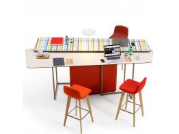 Fielding Café Height Table