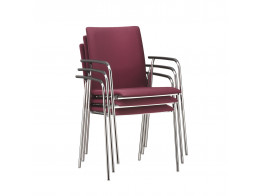 First Class Stackable Chairs from Brunner